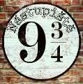 nástupiště 9¾